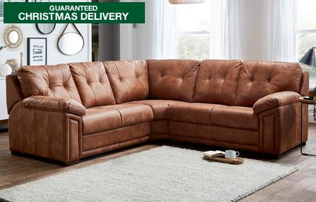 Quality Leather Sofas In A Range Of Styles Ireland | DFS Ireland